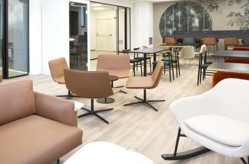 spazio di lavoro per lo smart working Trieste