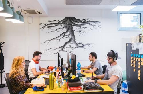 Coworking copernico centrale nomadi digitali