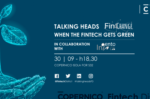Fin4Change: When the Fintech Gets Green - Copernico Isola for S32