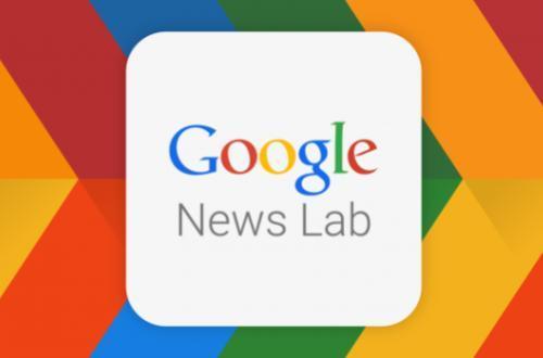 Google News Lab Training