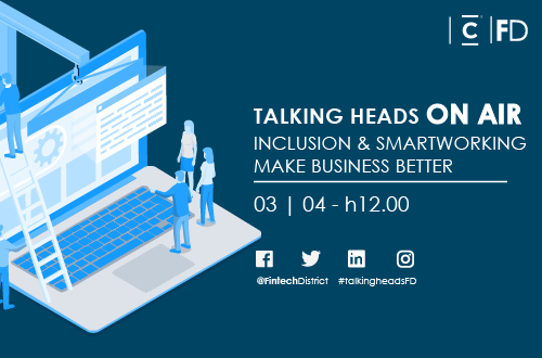 Talking Heads On Air - Inclusion & Smartworking Make Business Better