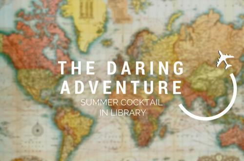 Copernico Torino Garibaldi - The Daring Adventure Summer Cocktail