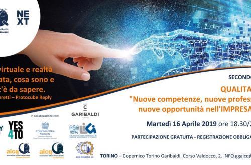 Copernico Torino Garibaldi | Nuove competenze, nuove professioni, nuove opportunità nell'IMPRESA 4.0
