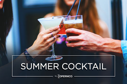 Copernico_Summer Cocktail