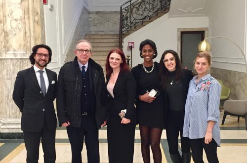 Copernico Torino Garibaldi Il Ministro Padoan incontra gli Imprenditori