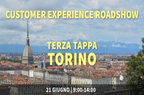Copernico Torino Garibaldi - Customer Experience Roadshow