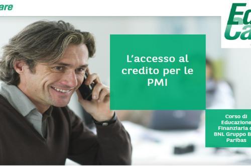 Copernico Torino Garibaldi - Criteri generali di accesso al credito delle PMI