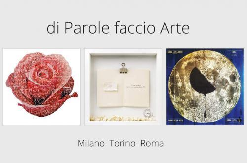"""Copernico Torino Garibaldi - """"di Parole faccio Arte"""""""