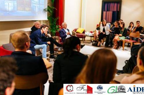 Copernico Torino Garibaldi - Unconference: Ricambio generazionale in azienda
