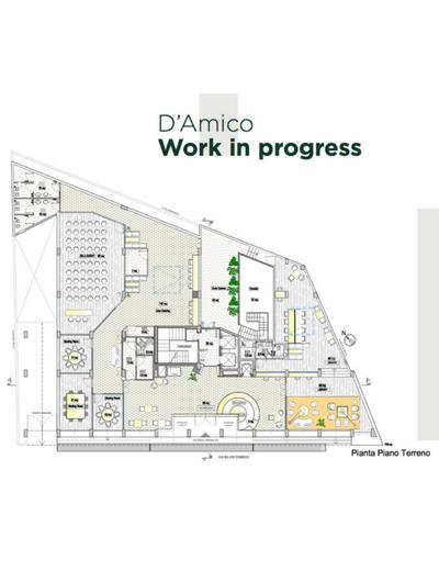 Copernico D'Amico _ Roma - Uffici serviti, Coworking, Membership, Sale Meeting, Location Eventi