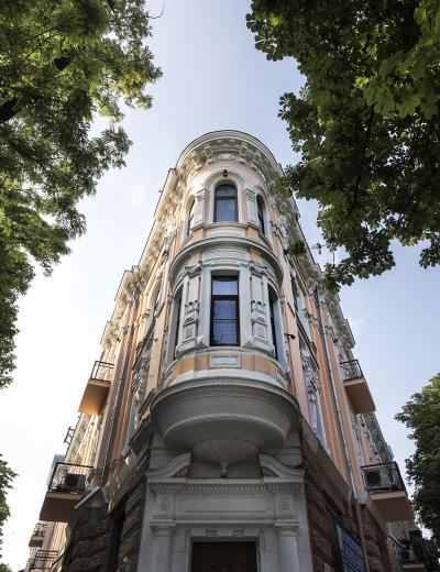 Copernico Il Decameron  _ Membership Club nel cuore di Odessa