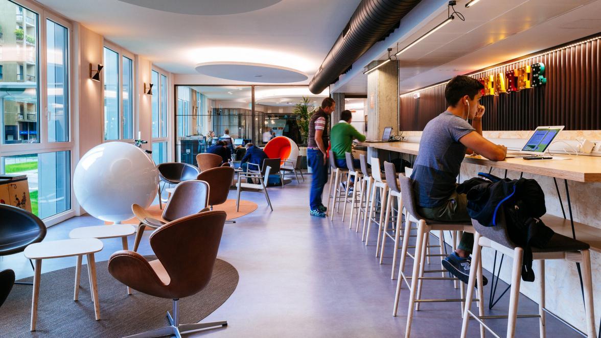 Lounge Copernico Centrale