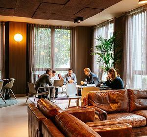 Copernico Science14 - Coworking Lounge