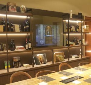 Copernico Clubhouse Brera - Sala Meeting- Library - Foyer