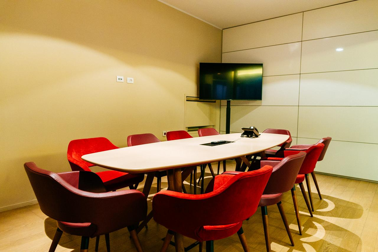 Copernico Clubhouse Brera - Sala Meeting - Sala 0004