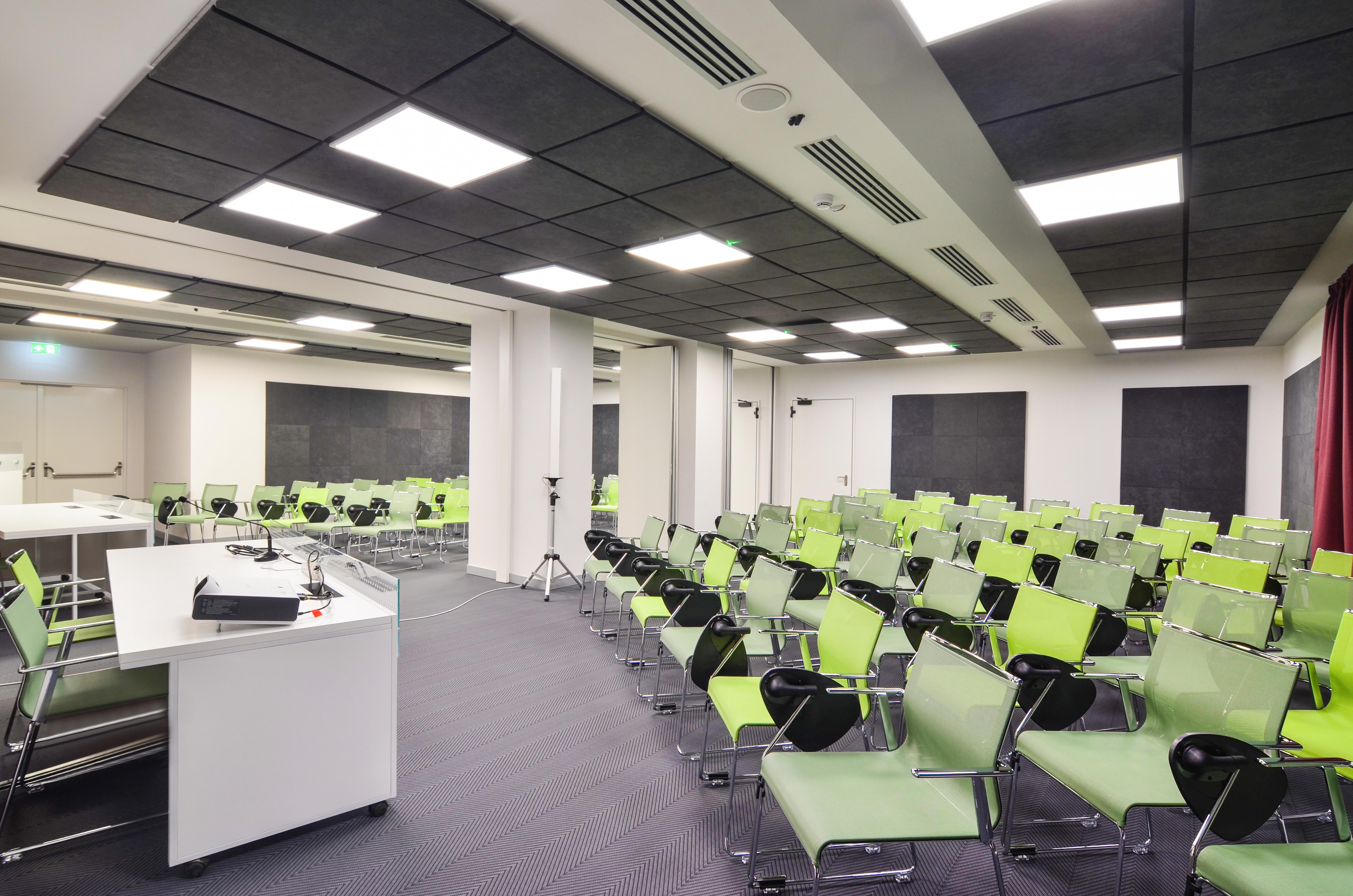 Copernico Milano Centrale - Sala Eventi - Sala B008 + B009