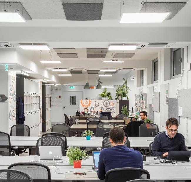 Copernico Milano Centrale - Coworking Desk Fisso