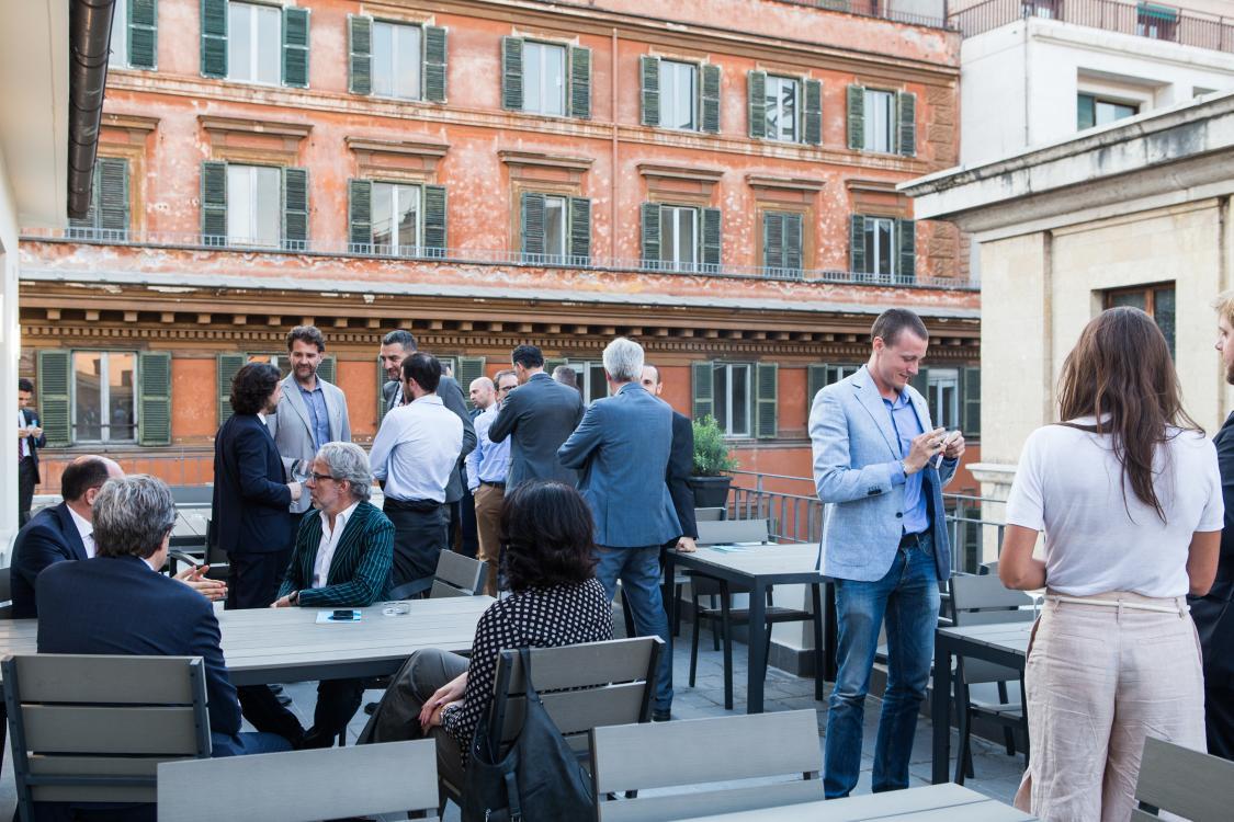 ClubHouse Barberini _ Roma _ Membership Club