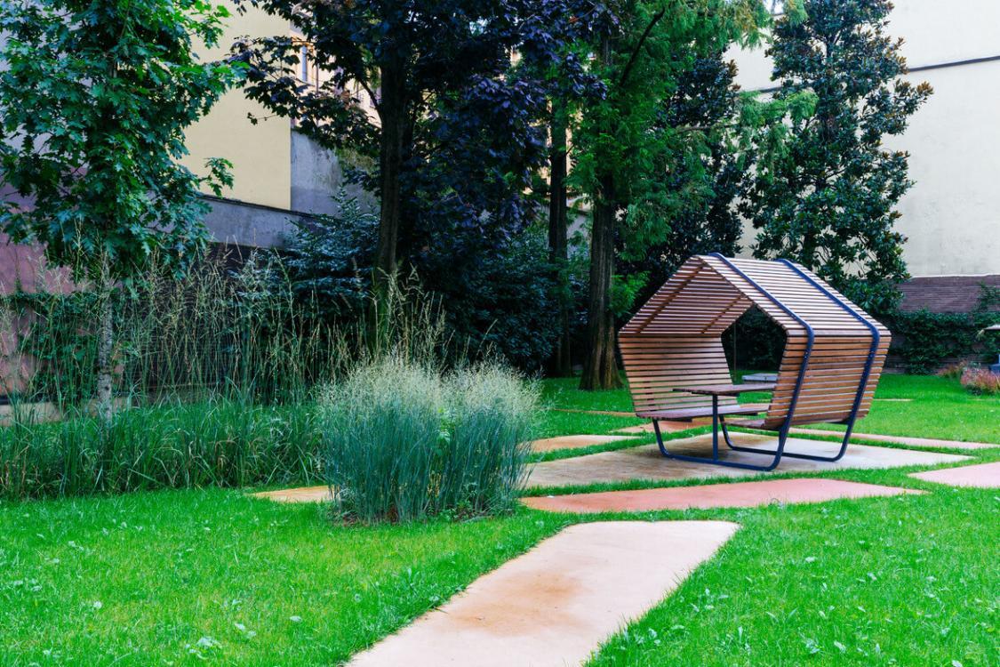 copernico milano centrale giardino spazio coworking