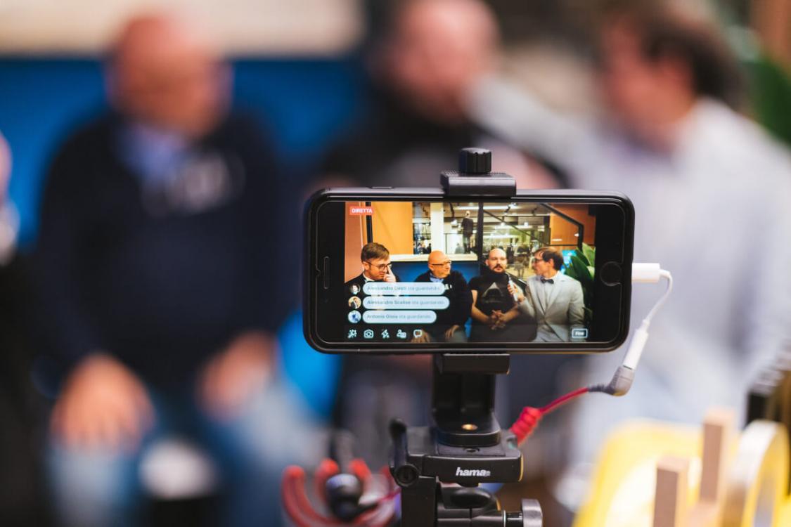 copernico zuretti live talk show