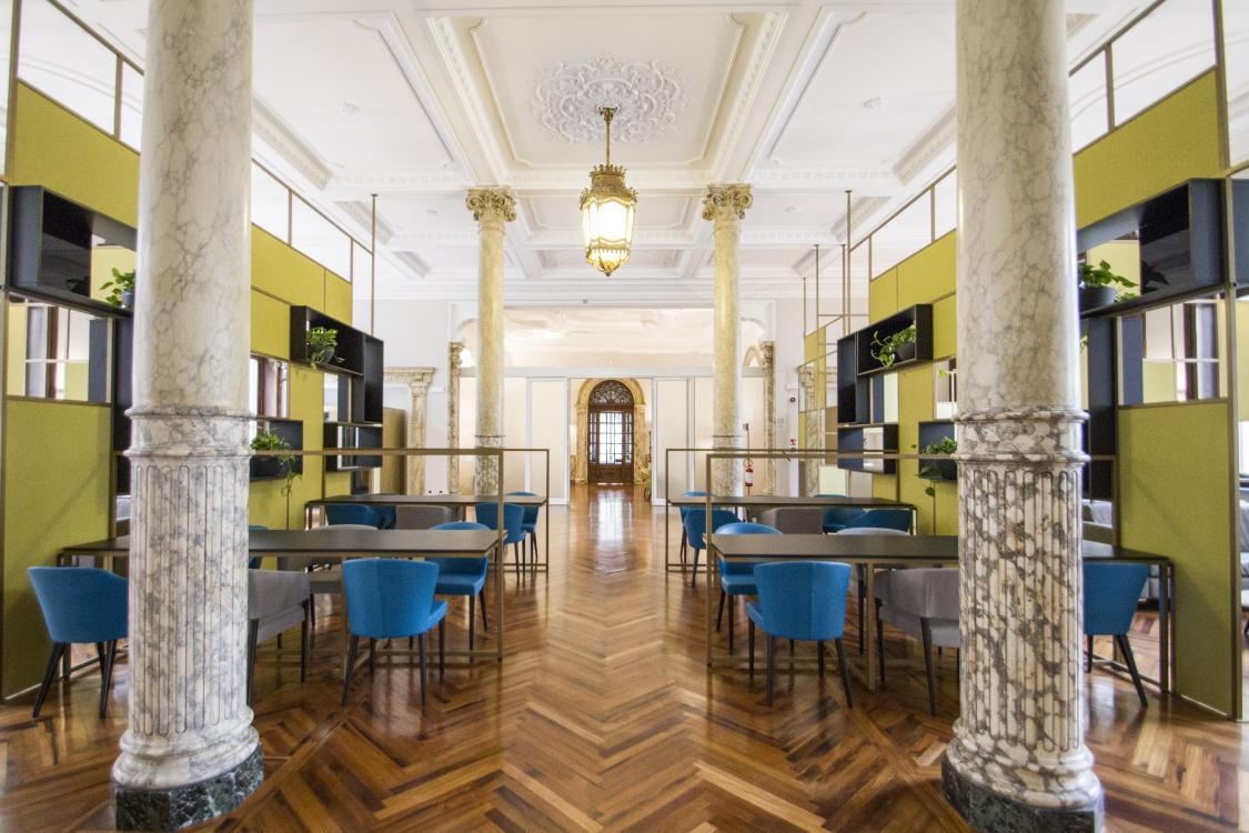 Copernico Torino Garibaldi - Library - 1