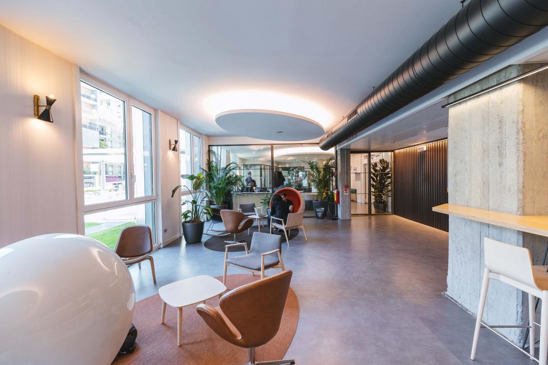lounge centrale copernico smart working