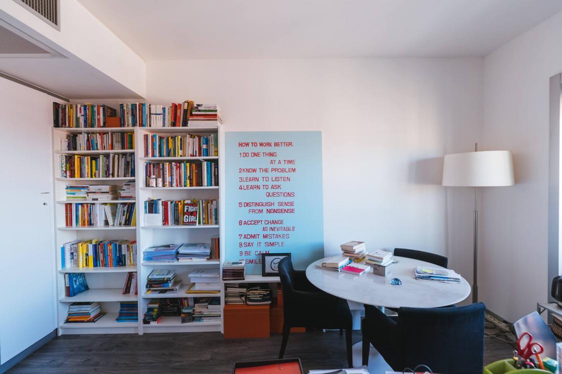 ufficio condiviso copernico centrale libri