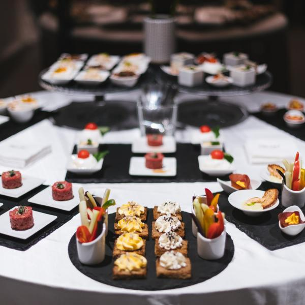 catering cena aziendale