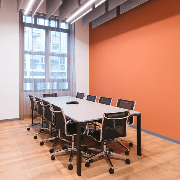 sala meeting per meeting ibrido milano