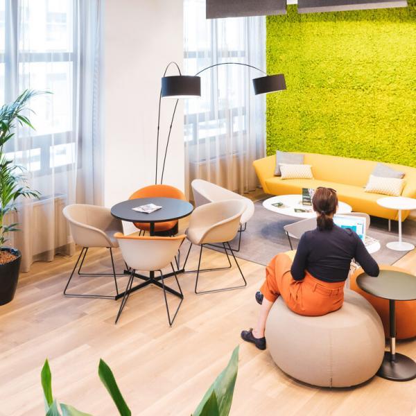 Copernico Milano Zuretti spazio di lavoro per smart working