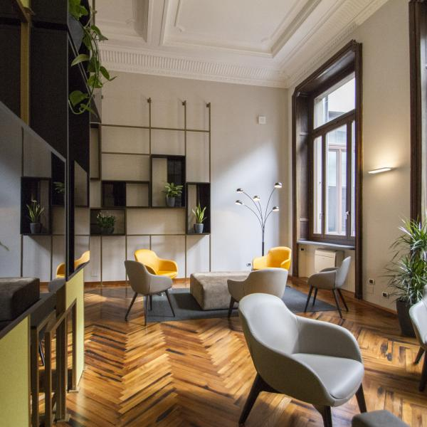 Copernico Torino Garibaldi - Library - 4