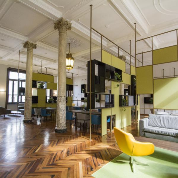 Copernico Torino Garibaldi - Library - 5