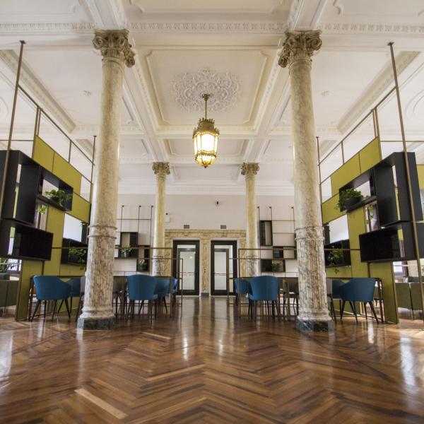 Copernico Torino Garibaldi - Library - 6