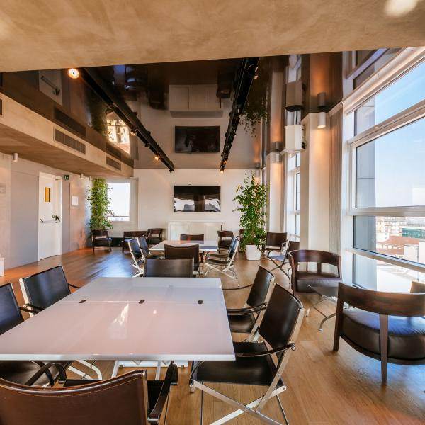 Copernico Blend Tower - Sala Eventi - Sala Lounge - 2