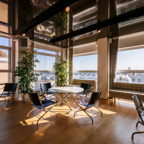 Copernico Blend Tower - Sala Eventi - Sala Lounge - 3