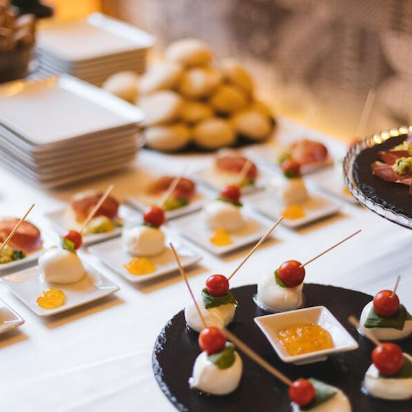 catering festa aziendale