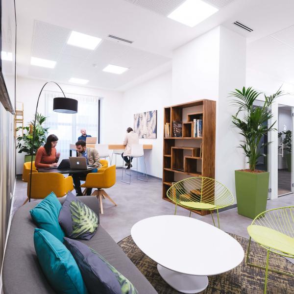 lounge ufficio condiviso copernico zuretti