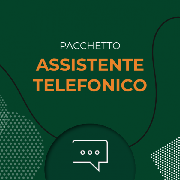 assistente telefonico  ufficio virtuale