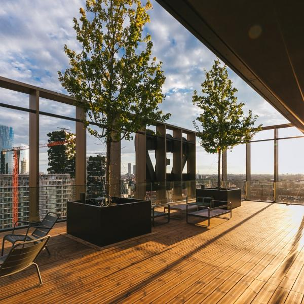 rooftop copernico isola for s32 smart places awards
