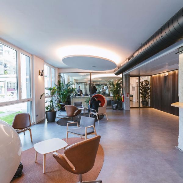 lounge smart working copernico centrale