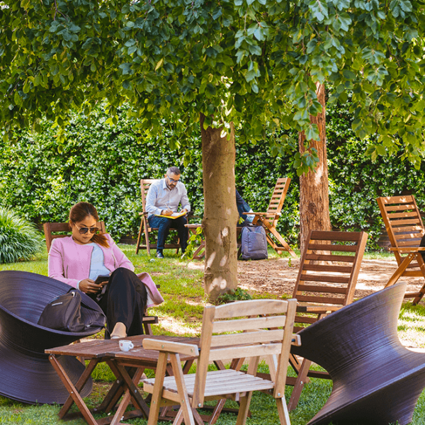giardino coworking copernico milano centrale