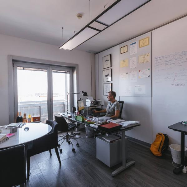 ufficio condiviso copernico centrlae
