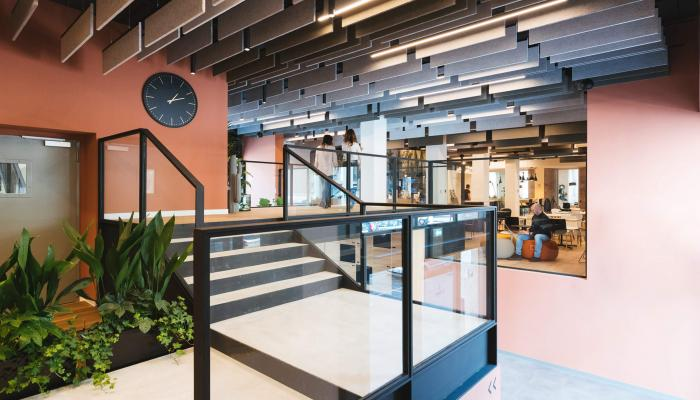 lavoro agile ufficio futuro